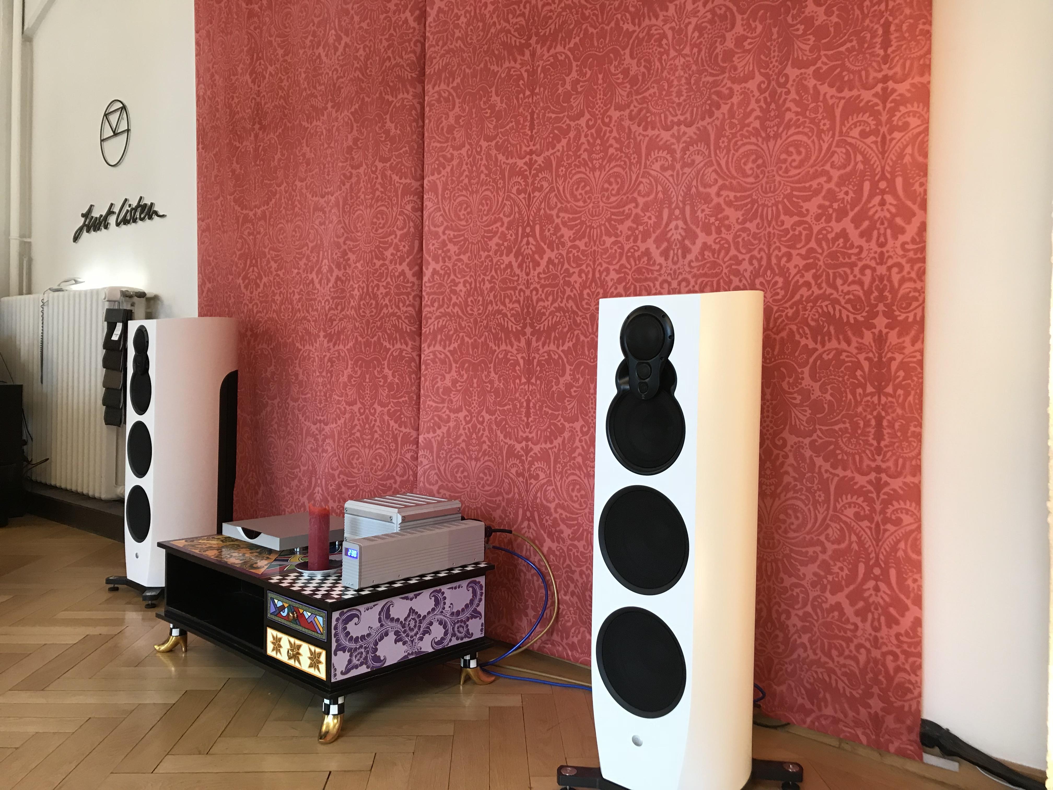 linn highend audio lautsprecher