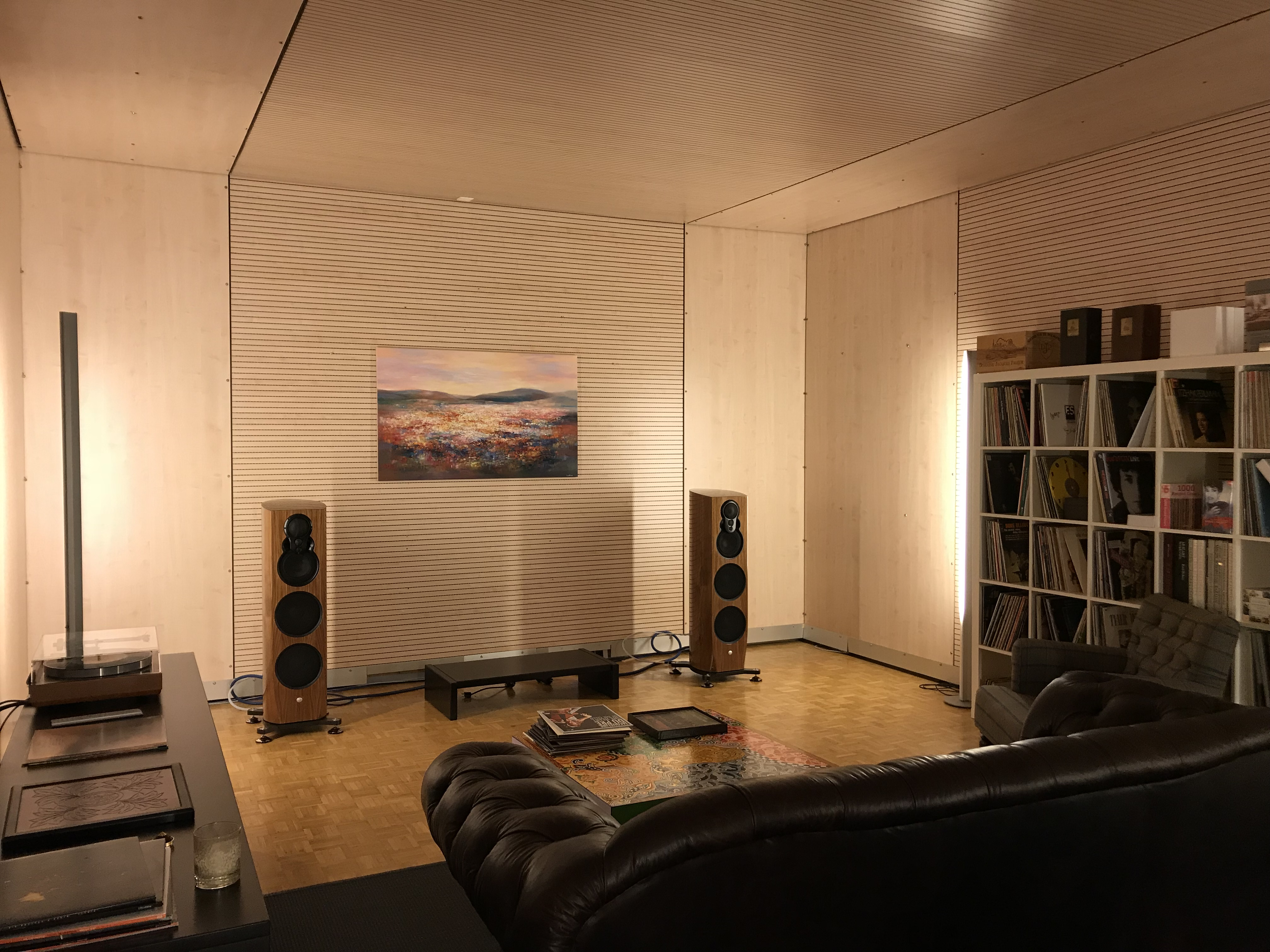 high end audio hi-fi linn showroom luzern schweiz