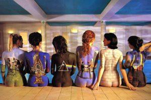 Naked Ladies Pink Floyd