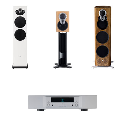 Linn High End Audio HiFi Luzern Schweiz