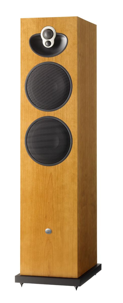 Linn Majik 140 Holz Vorderseite- High End Audio Lautsprecher Boxen