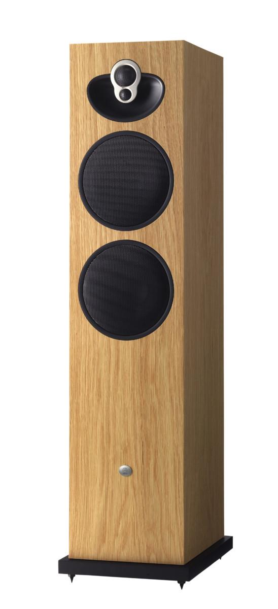Linn Majik 140 Eiche Vorderseite- High End Audio Lautsprecher Boxen