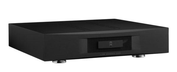 Linn AK 2200 schwarz vorderseite - high end audio