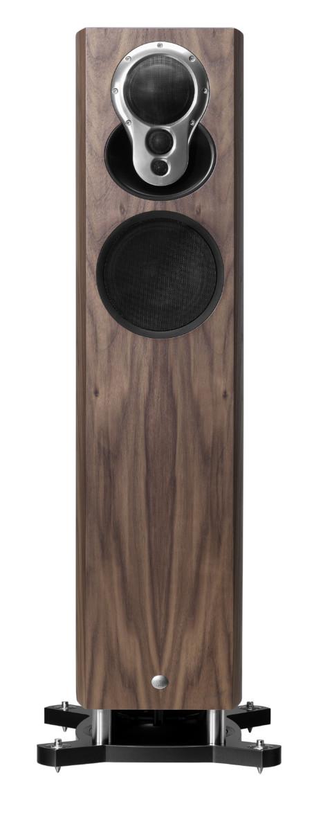 Akubarik High End Lautsprecher Boxen von Linn - von vorne