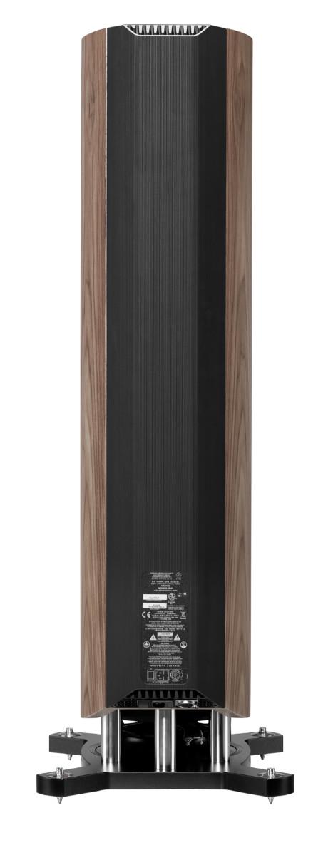 Akubarik High End Lautsprecher Boxen von Linn - von hinten