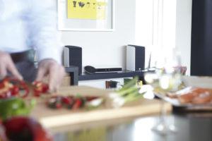 Linn kompakt system high end audio - kiko system