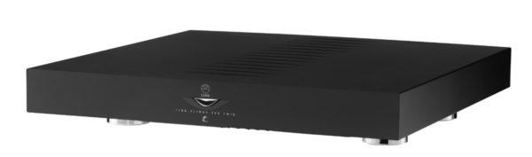 Linn Klimax Twin high end audio vestärker schwarz von vorne