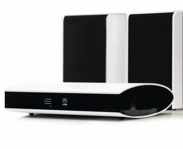 LINN KIKO DSM Netzwerk Musik-Player mit HDMI und aktiven Lautsprechern