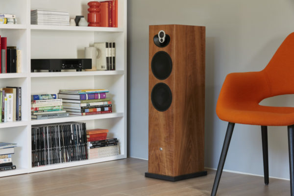 Linn Majik 140 Lack Kirschholz - High End Audio Lautsprecher Boxen