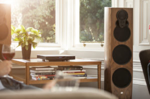 Linn high end lautssprecher boxen Klimax Exakt