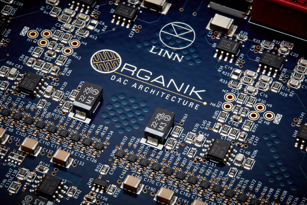 Klimax DSM 2021 Internal CircuitBoard OrganikDAC LogoCU web res