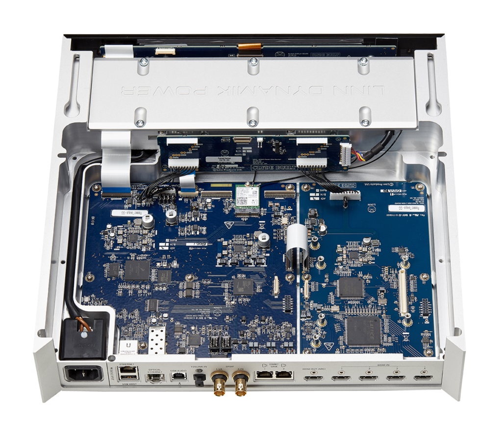 Klimax DSM 2021 Internal Perspective Core HDMI Boards web res