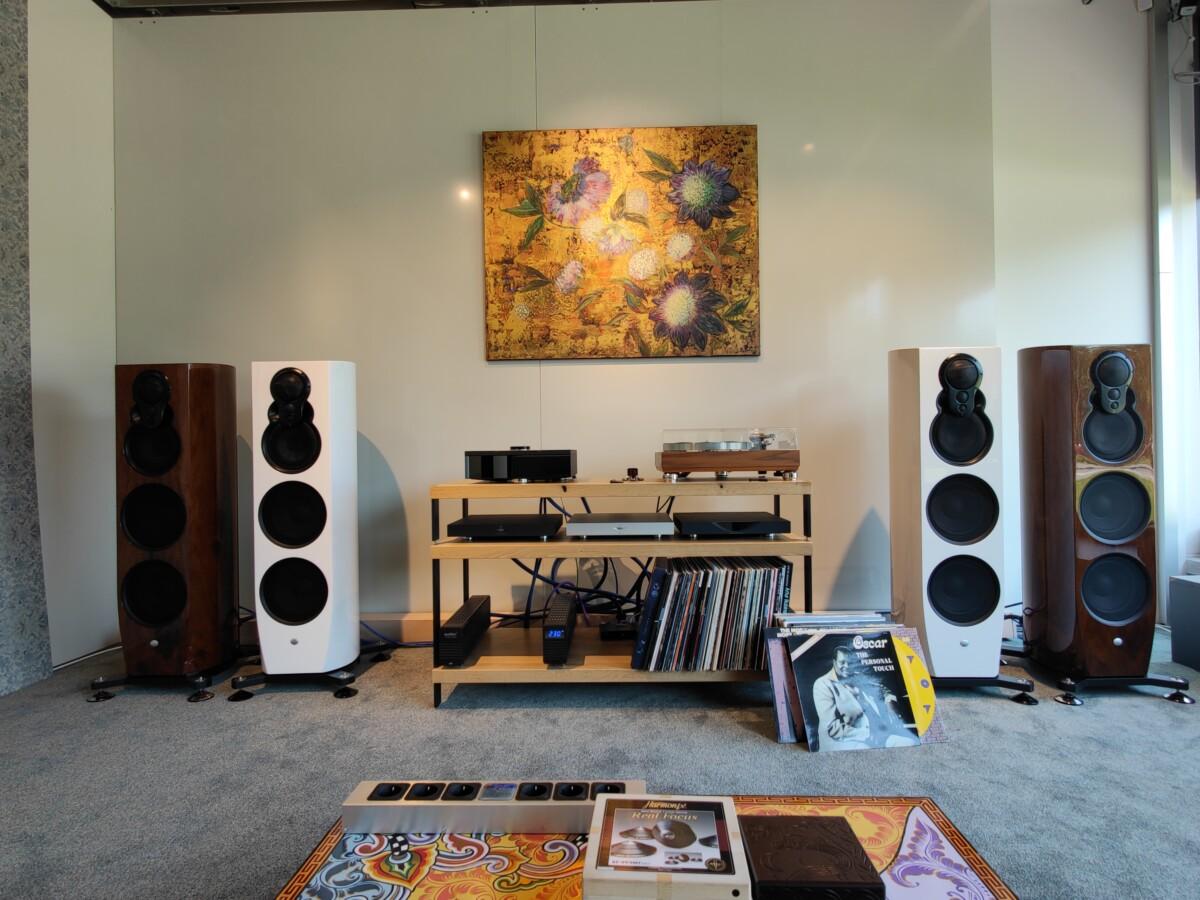 Klimax 350 Organik Lautsprecher Linn Audio